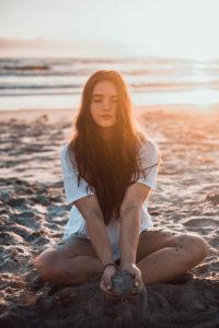 ideas para tus fotos en la playa