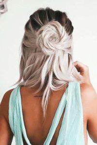 cabello-peinado-flor-semi-recogido